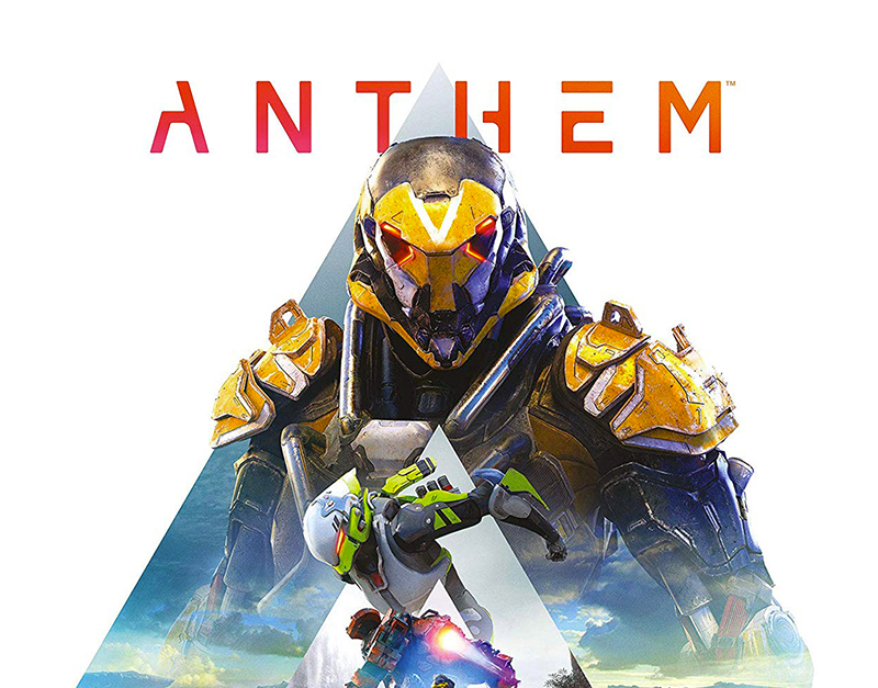 Anthem (Xbox One), WhitePreGifts, whitepregifts.com