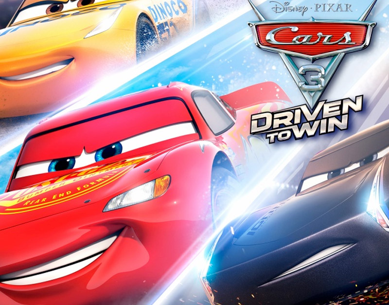 Cars 3: Driven to Win (Xbox One), WhitePreGifts, whitepregifts.com