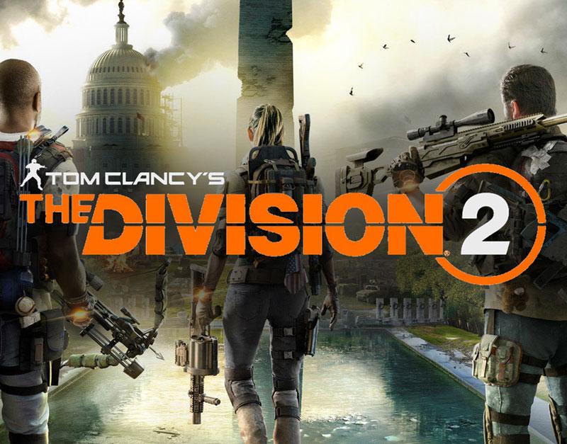 Tom Clancy's The Division 2 (Xbox One EU), WhitePreGifts, whitepregifts.com