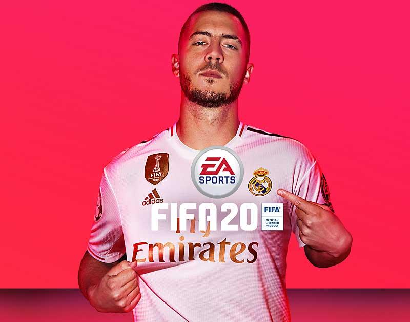 FIFA 20 (Xbox One), WhitePreGifts, whitepregifts.com