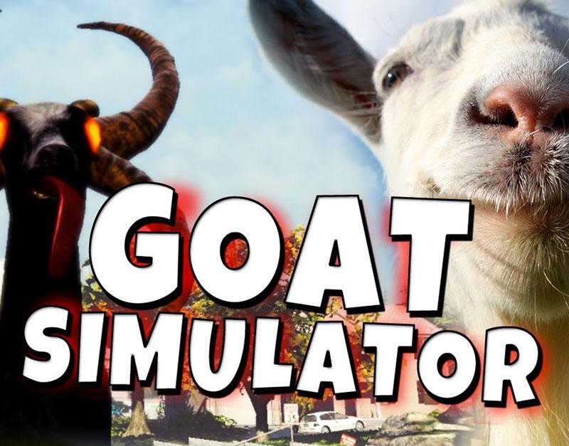 Goat Simulator (Xbox One), WhitePreGifts, whitepregifts.com