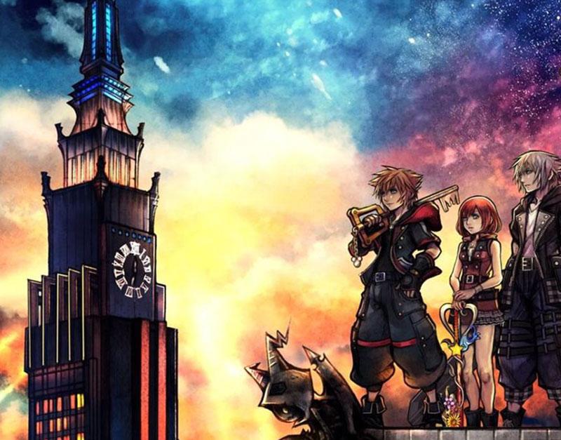 Kingdom Hearts 3 (Xbox One), WhitePreGifts, whitepregifts.com