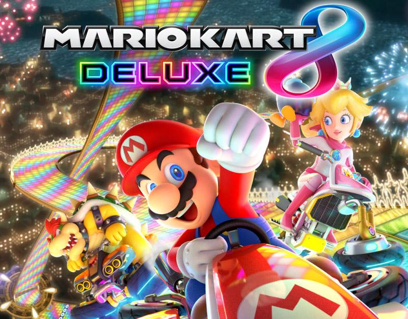 Mario Kart 8 Deluxe (Nintendo), WhitePreGifts, whitepregifts.com