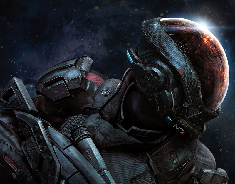 Mass Effect Andromeda - Standard Recruit Edition (Xbox One), WhitePreGifts, whitepregifts.com