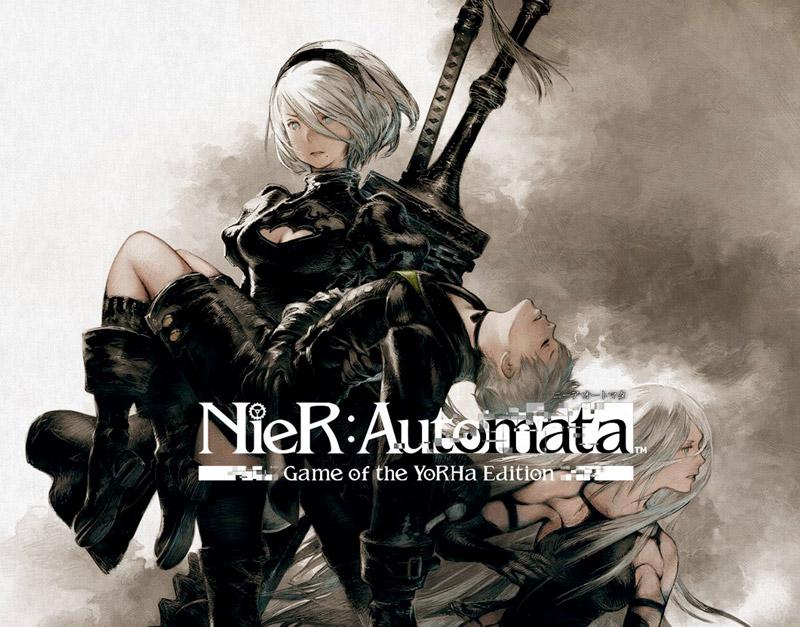 NieR:Automata Become As Gods Edition (Xbox One), WhitePreGifts, whitepregifts.com