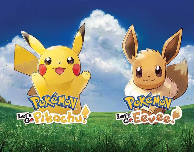 Pokemon Let's Go Eevee! (Nintendo), WhitePreGifts, whitepregifts.com