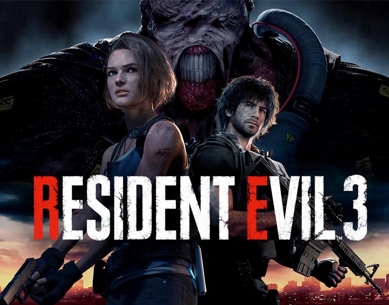 Resident Evil 3 (Xbox One), WhitePreGifts, whitepregifts.com