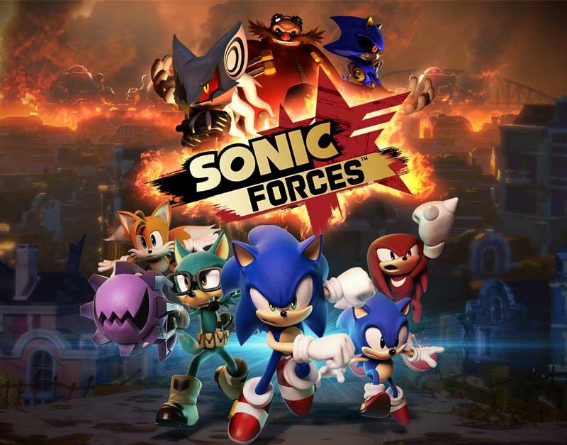 SONIC FORCES™ Digital Standard Edition (Xbox Game EU), WhitePreGifts, whitepregifts.com
