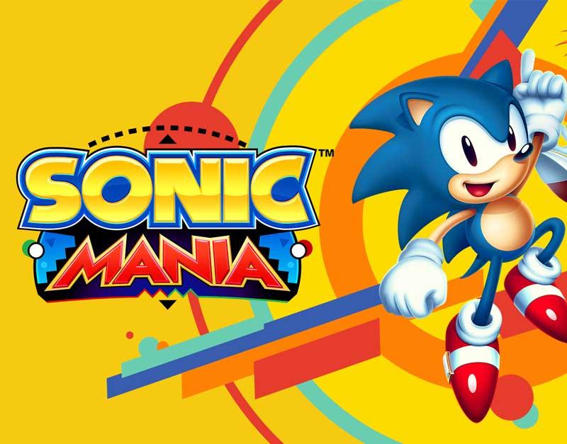 Sonic Mania (Xbox Game EU), WhitePreGifts, whitepregifts.com