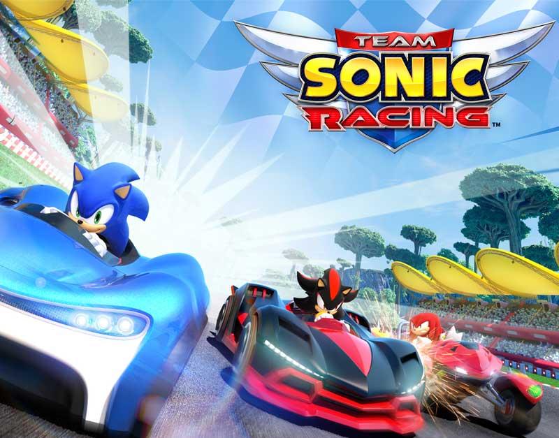 Team Sonic Racing™ (Xbox Game EU), WhitePreGifts, whitepregifts.com