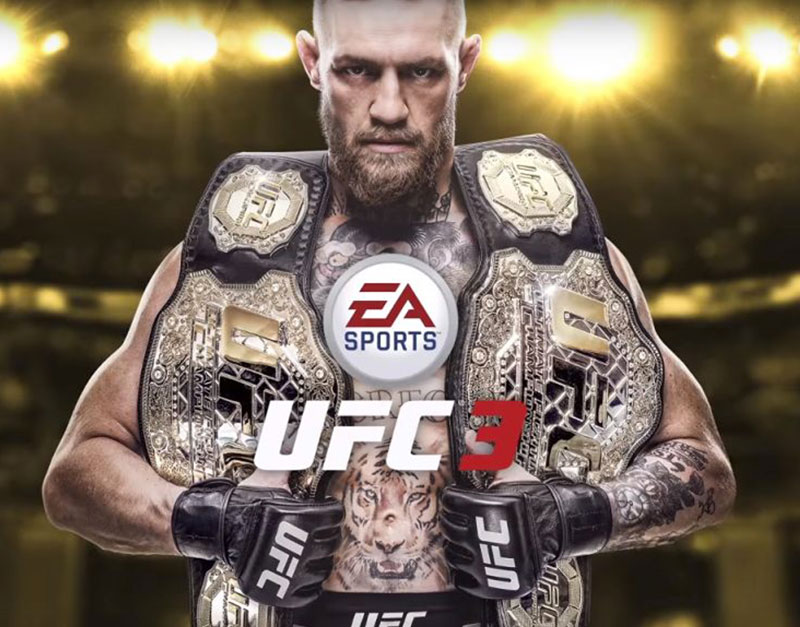 UFC 3 - Deluxe Edition (Xbox One), WhitePreGifts, whitepregifts.com